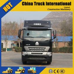 중국 공장 가격 공기 현탁액 420HP 트럭 트레일러 트랙터 40 톤