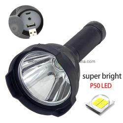 멋진 드래곤 헌팅 캠핑 30W LED 핸드헬드 스포트라이트 방수 토치