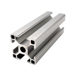 Aluminium dat de Stevige Lijst van het Werk van het Aluminium van de Profielen van de Groef van de Rand van de Fiets werkt
