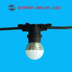 De coaxiale Elektro Lichte Mannelijke Vrouwelijke Stop van de Schakelaar
