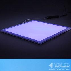 ضوء لوحة LED RGB، 16*600*600 مم، ثلاثة ألوان للتغيير