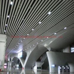 Soffitto di alluminio del deflettore del metallo del tubo di U-Figura di nuovo arrivo