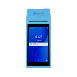 Dispositivo de bolsillo 3G/4G Android POS Terminal Punto de Venta con la impresora
