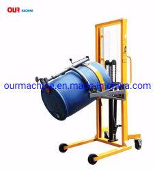 1000lbs tambour hydraulique de levage de tambour de gestionnaire d'empileur Da450