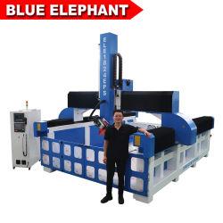 4 axes 1800*2400mm de mousse EPS machine CNC machines de gravure pour usage industriel