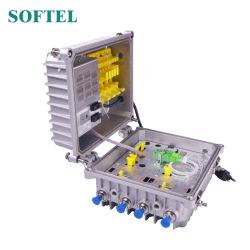 4 de Output van de manier met Ontvanger van de Knoop van de Weg van de Terugkeer CATV de Openlucht Optische