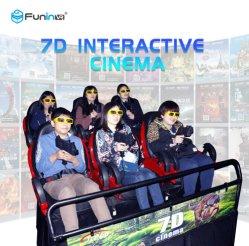 디지털 5D 6D 7D 시네마 컨트롤 시스템(극장 내 중앙 집중식 관리 시스템