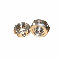 最もよい産業OEMの自動ハードウェアのアルミニウムステンレス鋼CNC機械部品