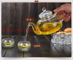 コップが付いている800ml中国のギフトの茶鍋セット