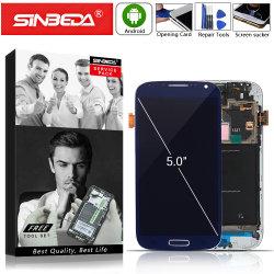 SamsungギャラクシーS4 IV I9500 I9505 I9506 I337 LCD表示のタッチ画面の計数化装置アセンブリのためのSinbeda極度のAmoled LCDのスクリーン