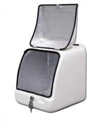 기관자전차 자전거를 위한 섬유유리 유리 섬유 FRP GRP 폴리에스테 수지 플레스틱 포장 상자 저장 피자 수송용 포장 상자