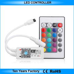 5~24V DC SMD 5050 Contrôleur LED RVB de bande WiFi
