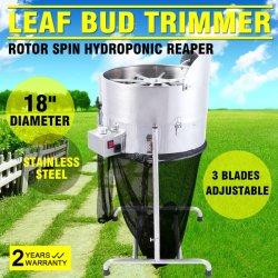 18 '' croissance automatique de la récolteuse Tumble Trimmer PRO de spin de table de coupe