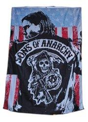 Banner Bandiera per esposizione di stampa digitale in tessuto poliestere di moda