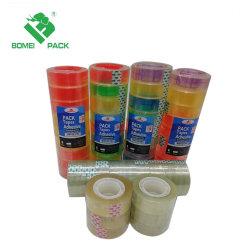 卸し売り高品質の文房具BOPPは訂正のための粘着テープを取り除く