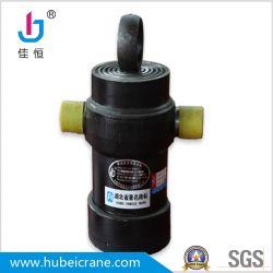 أسطوانة هيدروليكية أحادية الفعل من نوع Jiaheng هيدروليكية صغيرة الأكمام أسطوانات الزيت لشاحنة التفريغ