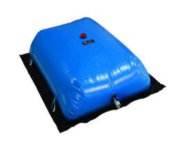 Réservoir de stockage de liquides de sacs de l'eau de la vessie souple pliable