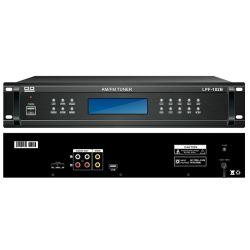يمكن لمضخم الصوت الذي يتم التحكم فيه بواسطة مضيف التحكم المركزي أن يحقق تلقائيًا رقمي