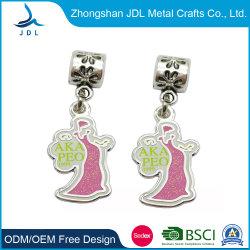 Commerce de gros de bijoux de mode de bonbons emballés en acier inoxydable le charme de la Chine de nouveaux produits médaillons charmes flottante de gros (10)
