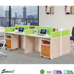 Open Office chambre mobilier de bureau de l'organiseur Greffier Table Computer