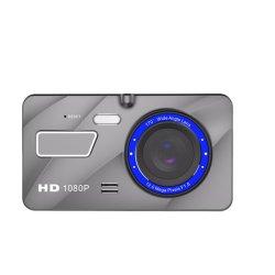 二重カメラ(avp035e016)が付いている完全な金属の箱HD1080p車のブラックボックス/カメラ/DVR/のビデオレコーダー/駆動機構のレコーダー