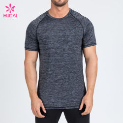 Custom Sportswear Mens Dry Fit Tee Shirt Polyester