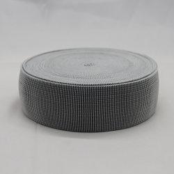 家具のための灰色のソファーの伸縮性があるウェビング、防水ウェビング/ソファーのための伸縮性がある家具製造販売業のウェビング