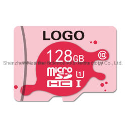 بطاقة الذاكرة 8/16/32/64/128 جيجا بايت الفئة 10 Micro TF للهواتف الذكية
