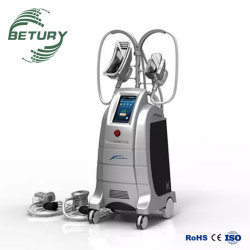 Cryolipolysis Slimming la beauté de l'équipement pour la perte de poids de matières grasses GTE50-4s