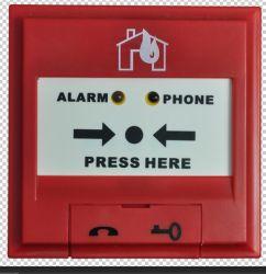 Обычные и адресный Ручной извещатель для системы пожарной сигнализации