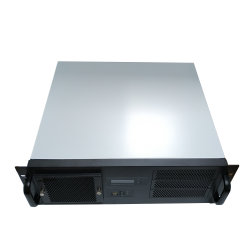 2U для установки в стойку Media Converter шасси