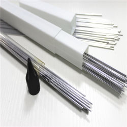 O alumínio de liga de brasagem Flux Cored Soldar Fio de Solda