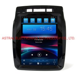 "10.4"" Volkswagen 2011-2015 Touarge Tesla-Style Android Voiture Lecteur audio stéréo avec WiFi Mirror-Link Bluetooth Plug&Play auxiliaire"