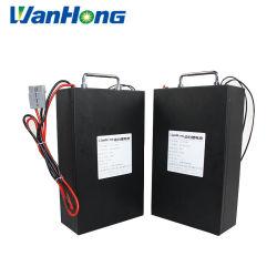 Batterie rechargeable OEM LiFePO4 E-Bike/batterie Li-ion Batterie 48V 60V 72V 20Ah 40AH 60Ah 100Ah pour moto Electirc /E-scooter batterie