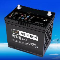 Usine SMF Manufature tension 12V batterie de voiture (32AH à 250Ah)