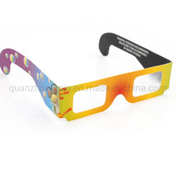 Occhiali 3d Polarizzati Monouso Con Carta Per Carte Di Qualità Oem