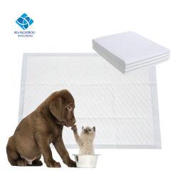 I fornitori dell'animale domestico comerciano i rilievi all'ingrosso assorbenti del cucciolo dell'acqua eccellente 60X90cm grandi