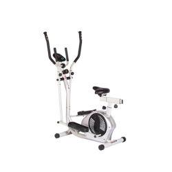 Inneneignung-Geräten-Übung/magnetisch/Obitrac/aufrechtes/elliptisches/justierbares/Luft/Ventilator-Fahrrad mit Sitz/doppelter Lenkstange