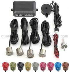 PVC OEM de advertencia de seguridad Sensor de aparcamiento coche Radar