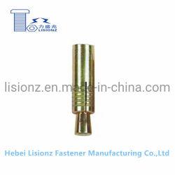 建物のために刻みをつけることのステンレス鋼M6-M16の亜鉛によってめっきされるボルト