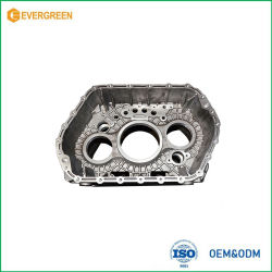 Литая деталь для изготовителей оборудования утюга блока цилиндров двигателя