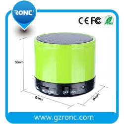 Som estéreo com graves profundos Mini colunas Bluetooth com adaptador de energia