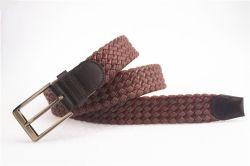 Мода для проектирования новых прибытия контакт преднатяжитель плечевой лямки ремня трикотаж из мужчин ремень