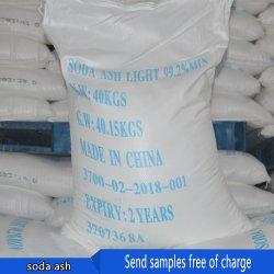 中国は 99.2% 100 メッシュ数を超えており、食品グレードソーダ灰を使用しています 食品添加物用