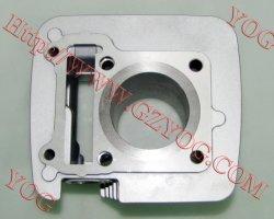 Kit de cilindro de piezas de motocicleta Conjunto de bloques para la Ybr125