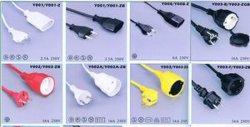 Европейский удлинительного кабеля (Y003)