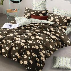 Ткань из микроволокна подушками покрывалами роскошные постельные принадлежности крышки пуховым одеялом. Домашняя постельные принадлежности, стеганых матрасов