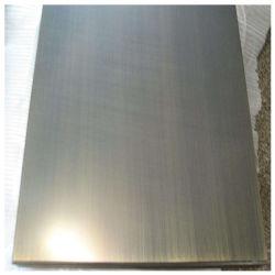 SUS / GB / DIN / JIS grado 904L 0,25mm / 1mm/2mm / 3mm Acabado Bronce Lámina y Placa de acero inoxidable Precio