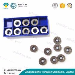 Boucle personnalisée de portée de robinet à tournant sphérique de carbure cimenté de portée de bille de soupape et de siège de valve