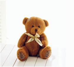 Стильный темно-коричневый Мишка шикарные куклы фаршированные с животных детский игрушки День Рождения подарки